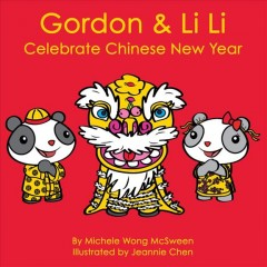 Gordon & Li Li celebrate Chinese New Year