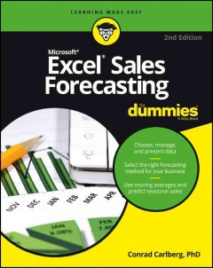 Excel® Sales Forecasting for Dummies