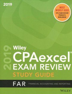 Wiley CPAexcel® Exam Review Study Guide 2019