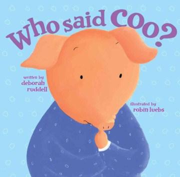 Who Said Coo?