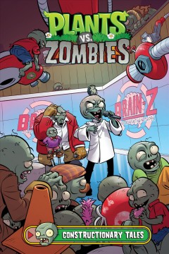 Plants Vs. Zombies Volume 18