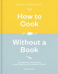 How to Cook Without A Book