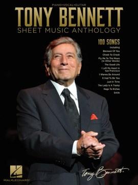 Tony Bennett Sheet Music Anthology