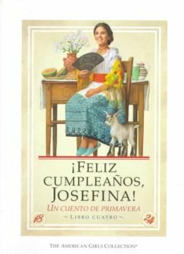 Feliz cumpleaños, Josefina!