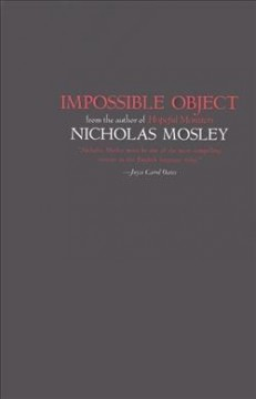 The Impossible Object