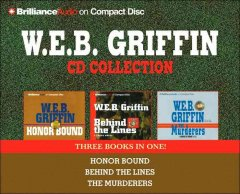 W.E.B. Griffin Compact Disc Collection