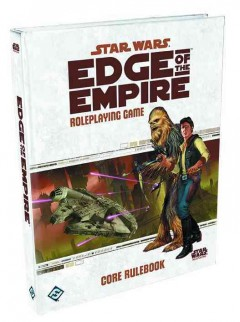 Star Wars : Edge of the Empire Roleplaying Game