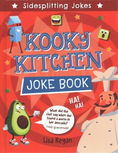 Kooky Kitchen Joke Book