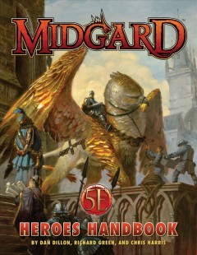 Midgard Heroes Handbook