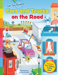 Cars and Trucks on the Road