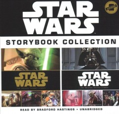Star Wars Storybook Collection [sound Recording (book On CD)]
