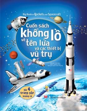 Cuốn sách khổng lồ về tên lửa và các thiết bị vũ trụ