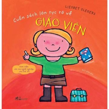 Cuốn sách lớn rực rỡ về giáo viên