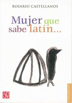 Mujer que sabe latín