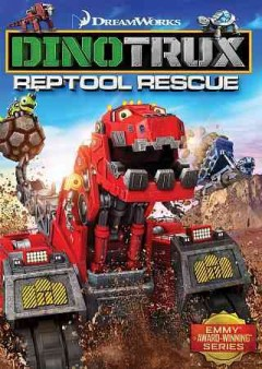 Dinotrux Reptool Rescue