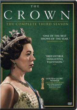 THE CROWN SEASON 3 (DVD)