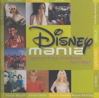 Walt Disney Records Presents Disneymania