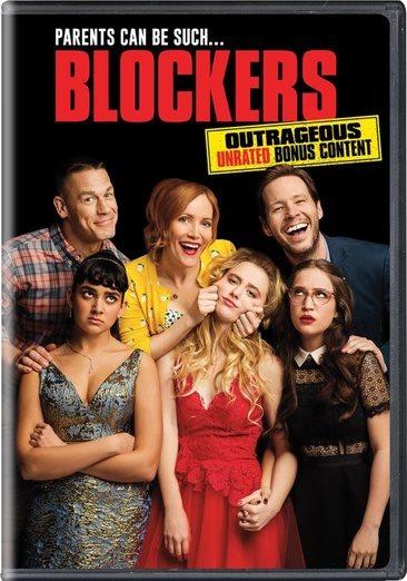 Blockers (DVD) | Yorba Linda Public Library | BiblioCommons