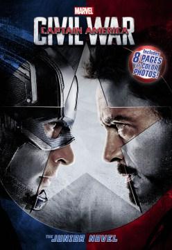 Marvel's Captain America--civil War--the Junior Novel