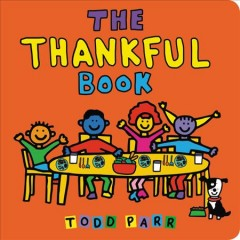 The Thankful Book [board Book]