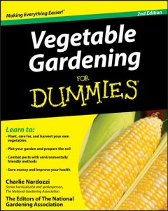 Vegetable Gardening for Dummies