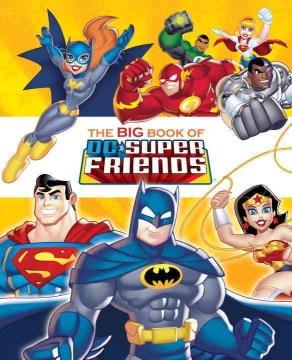 The Big Book of DC Super Friends