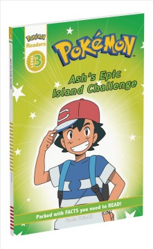 Ash's Epic Island Challenge