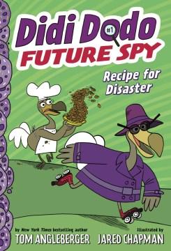 Didi Dodo, Future Spy