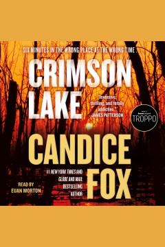 Crimson Lake--a Novel