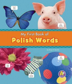 My First Book of Polish Words