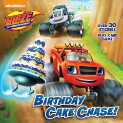 Birthday Cake Chase!
