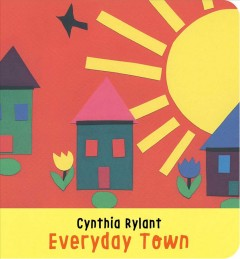 Everyday Town [board Book]