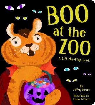 Boo at the Zoo [board Book]