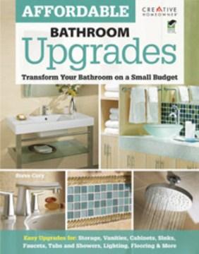 Affordable Bathroom Upgrades