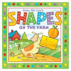 Romy the Cow's Shapes on the Farm [board Book]
