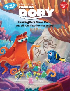 Learn to Draw Disney Pixar Finding Dory