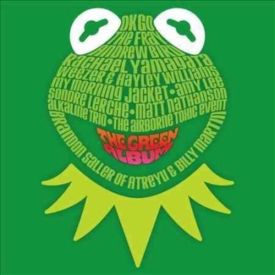 Muppets:-The-Green-Album.