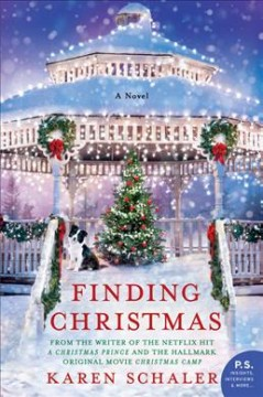 Finding-Christmas-:-a-novel