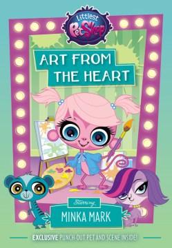ART-FROM-THE-HEART-:-STARRING-MINKA-MARK