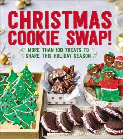 Christmas-cookie-swap!-:-more-than-100-treats-to-share-this-holiday-season.