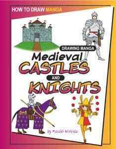 Drawing-manga-medieval-castles-and-knights