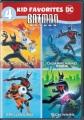 Batman beyond. 4 kid favorites [videorecording]