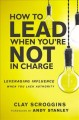 How to lead when you