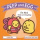 Peep and Egg : I'm not trick or treating