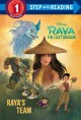 Raya and the last dragon. Raya's team