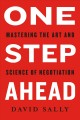 One step ahead : mastering the art and science of negotiation