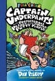 Captain Underpants and the preposterous plight of the Purple Potty People / Color Edition