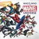 Who's who in the Marvel Universe