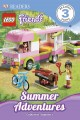 LEGO friends. Summer adventures