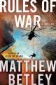 Rules of war : a thriller
